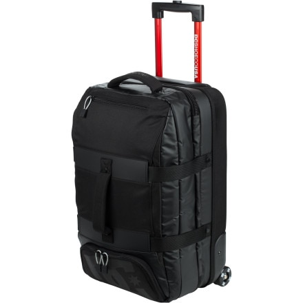 DC Jaunt Rolling Gear Bag - 3051cu in