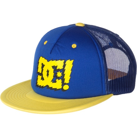 DC Zapping Trucker Hat