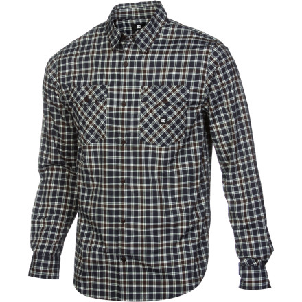 DC Rogie Shirt - Long-Sleeve - Men's