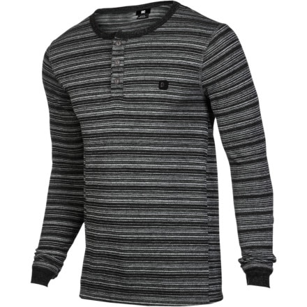 DC Shipton Henley Shirt - Long-Sleeve - Men's