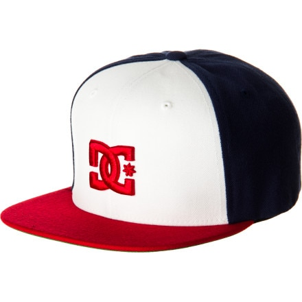 DC Back To It Snapback Hat