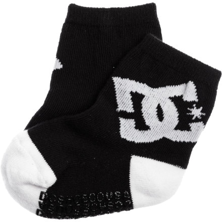 DC Lifted Crib Sock - Infant Boys'