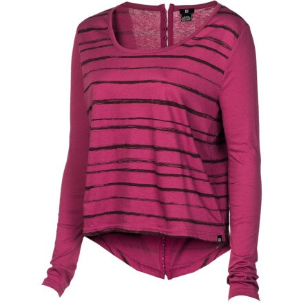 DC Scotty Shirt - Long-Sleeve - Women's