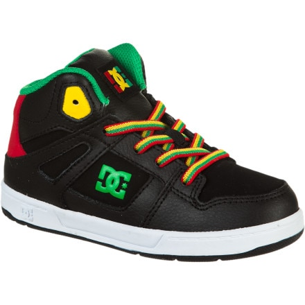DC Rebound Skate Shoe - Toddler Boys'