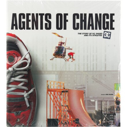 DC Agents of Change Book
