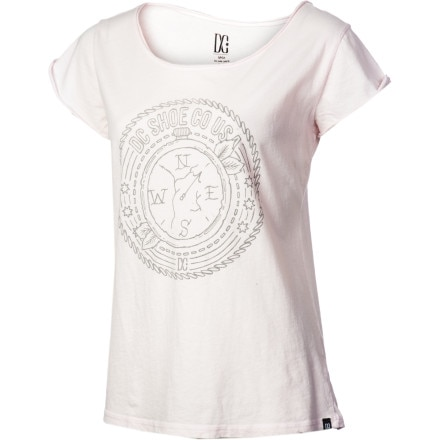 DC Stormy Compass T-Shirt - Short-Sleeve - Women's