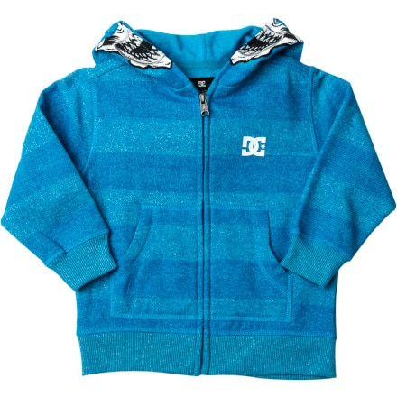 DC Rebeled Full-Zip Hoodie - Little Boys'