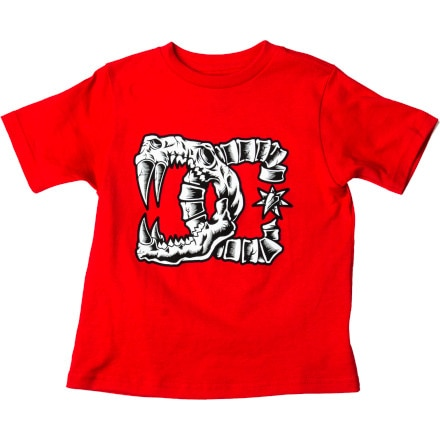 DC Bones T-Shirt - Short-Sleeve - Little Boys'