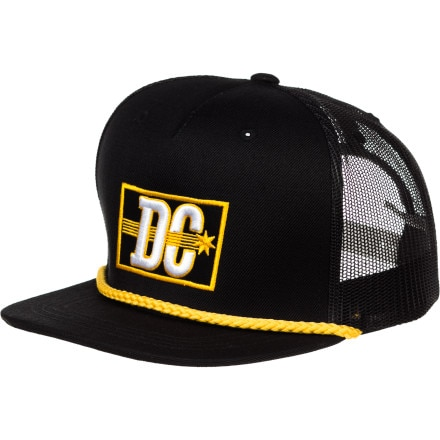 DC Flasher Trucker Hat - Boys'