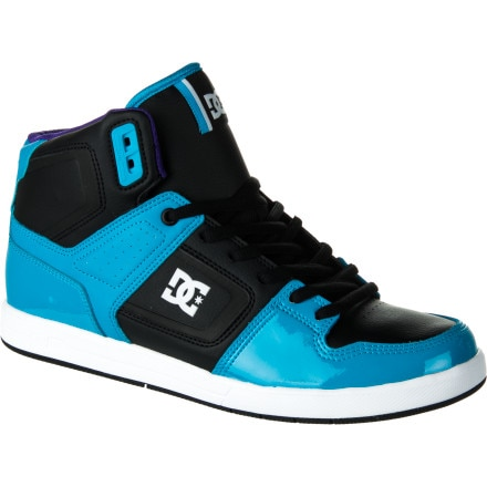 DC Factory Lite Hi Skate Shoe - Men's