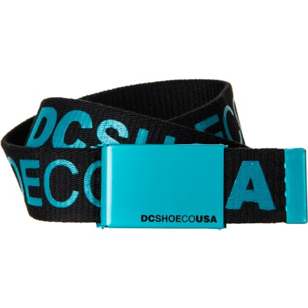 DC Chinooked Belt - Boys'