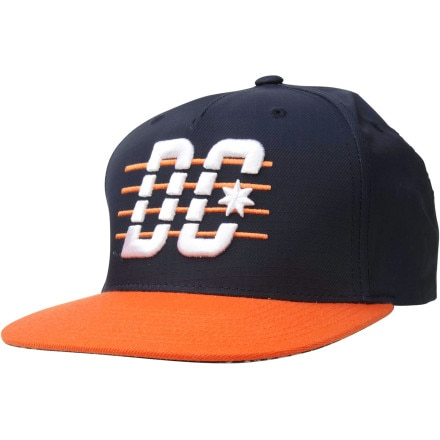 DC Mesher Snapback Hat