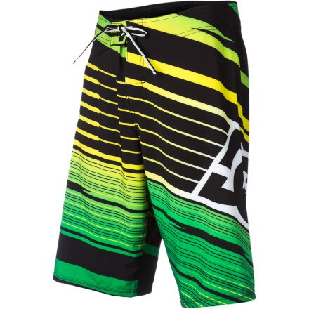 DC Exhaust Board Short - Men's