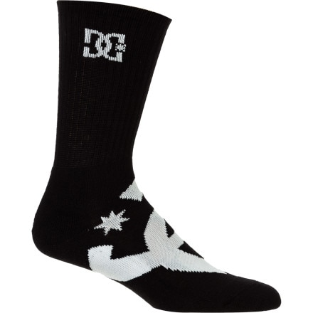 Shop for DC Willis Crew Sock - Men's - 3-Pack