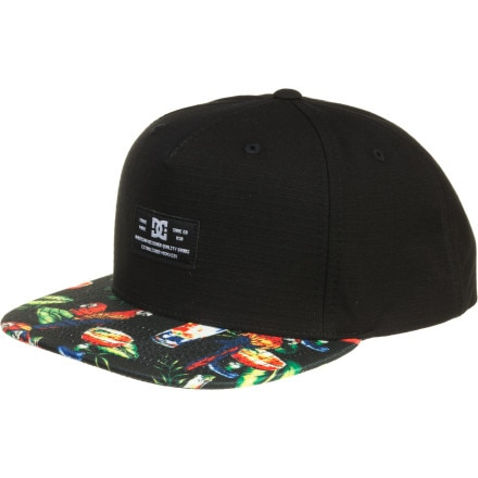 DC Party Snapback Hat