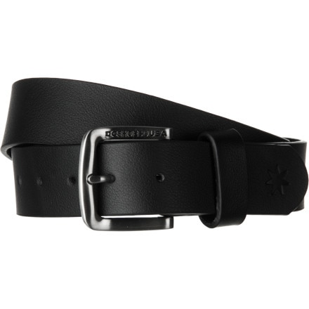 DC Star Leather Belt - Men's