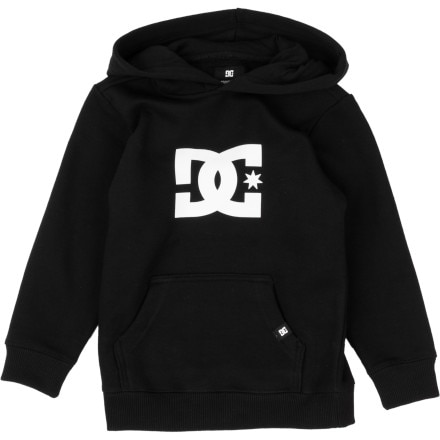 DC Star Pullover Hoodie - Toddler Boys'