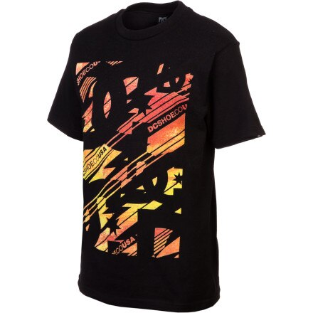 DC Vroom T-Shirt - Short-Sleeve - Boys'