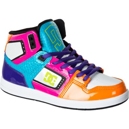 DC Destroyer HI Skate Shoe - Women's