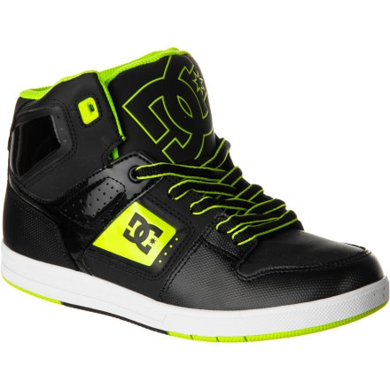 DC Destroyer HI SE Skate Shoe - Boys'