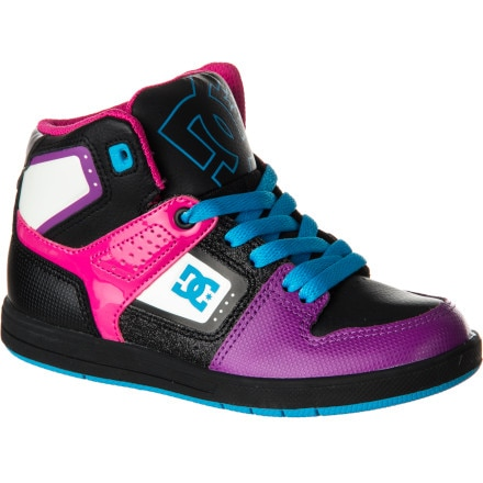 DC Destroyer HI SE Skate Shoe - Girls'