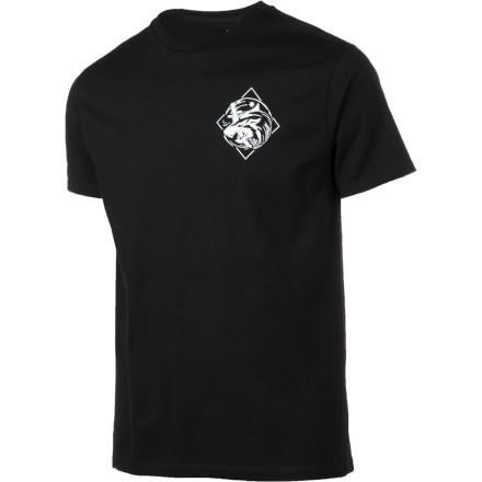 DC Lone Wolf Slim T-Shirt - Short-Sleeve - Men's