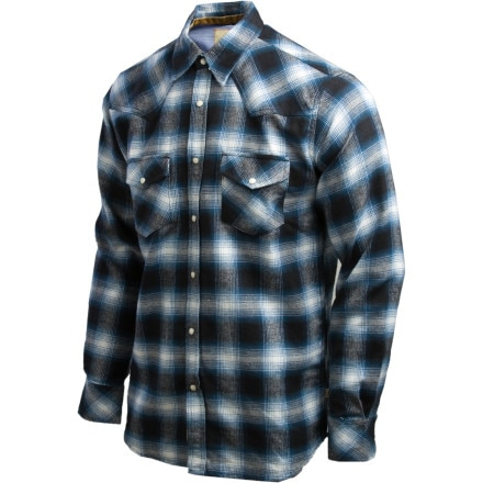 Dakota Grizzly Keaton Flannel Shirt - Long-Sleeve - Men's