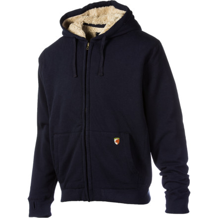 Dakota Grizzly Tacoma Full-Zip Hooded Sweatshirt - Men's
