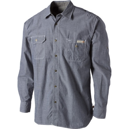 Dakota Grizzly Nelson Shirt - Long-Sleeve - Men's