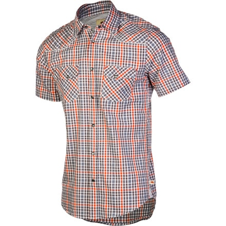 Dakota Grizzly Tate Shirt - Short-Sleeve - Men's