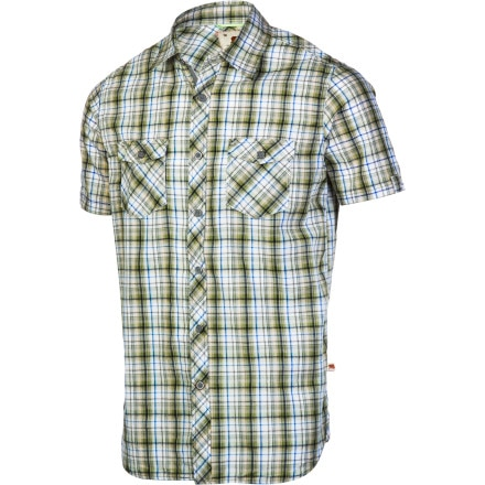 Dakota Grizzly Wendall Shirt - Short-Sleeve - Men's