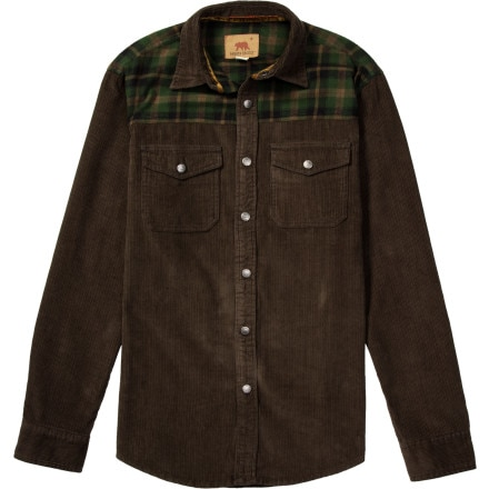 Dakota Grizzly Holden Shirt - Long-Sleeve - Men's