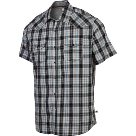 Dakota Grizzly Brodi Shirt - Short-Sleeve - Men's