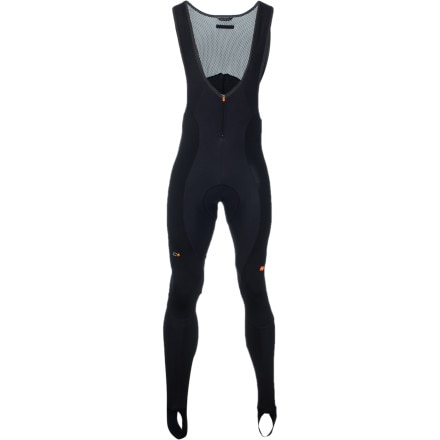 De Marchi Contour Plus Stealth Bib Tight - Men's