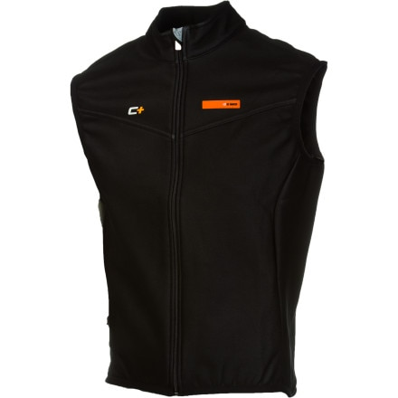 De Marchi Contour Plus 3L Softshell Vest - Men's