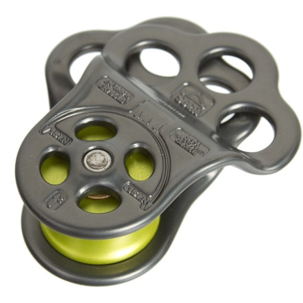 photo: DMM Hitch Climber Pulley pulley