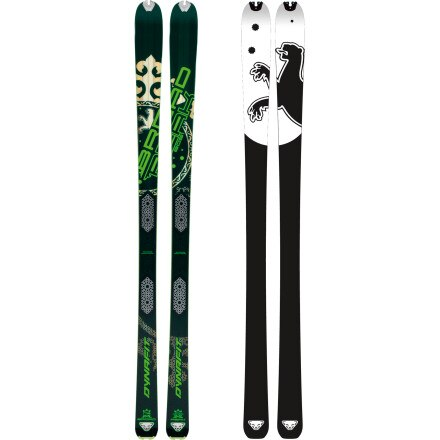 photo: Dynafit Broad Peak alpine touring/telemark ski