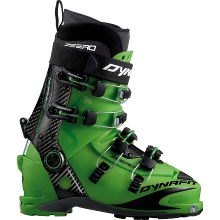 photo: Dynafit ZZero 4 Green Machine TF