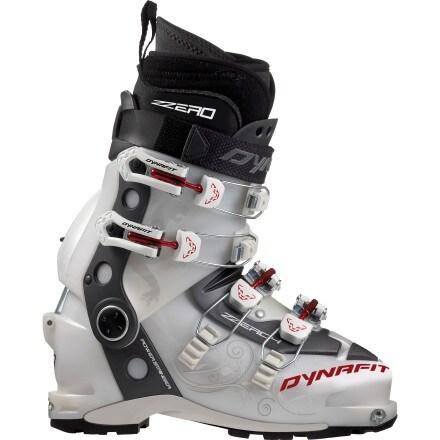 photo: Dynafit Women's Zzero4 PX-TF alpine touring boot
