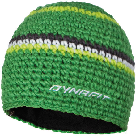 photo: Dynafit Hand Knit Stripe Beanie