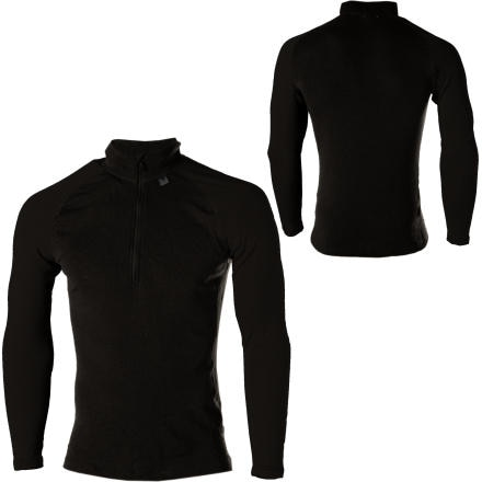 photo: Dale of Norway Baselayer Zip-Neck Top