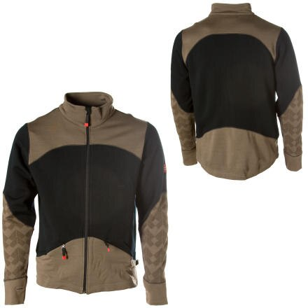 photo: Dale of Norway Storen Top base layer top