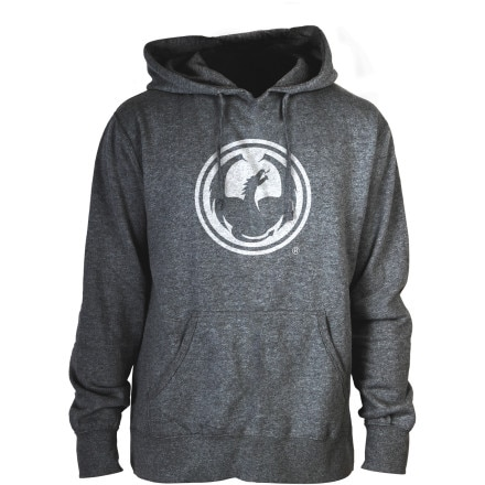 Dragon Icon Pullover Hoodie - Men's