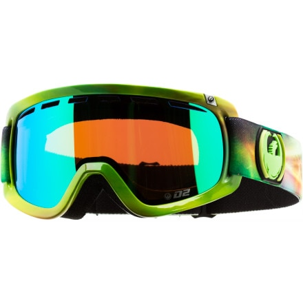 photo: Dragon D2 Goggle