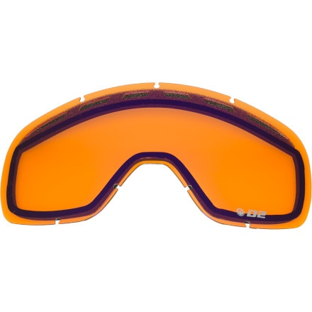 photo: Dragon D2 Goggle Lens
