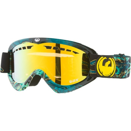 Dragon DX 2011-2012 LTD Artist Series Goggle