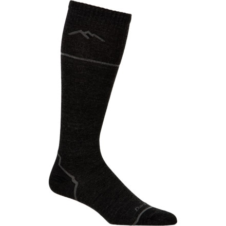 Darn Tough Merino Wool Over-The-Calf Ultra Light Ski Sock - Men's