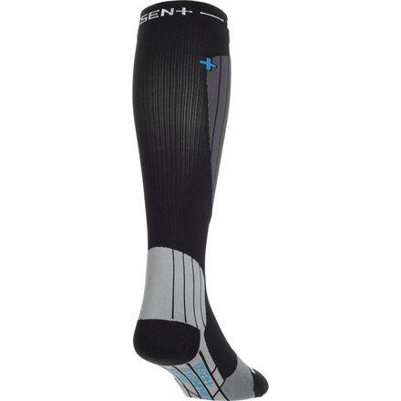 Dissent Ski GFX Compression Hybrid Protect Sock
