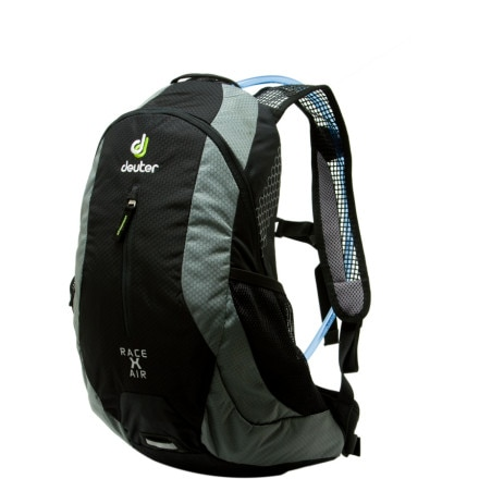 photo: Deuter Race X Air hydration pack