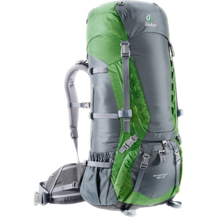 Shop for Deuter Aircontact 65+10 Backpack - 3970cu in